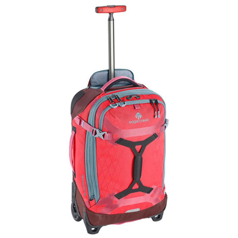 Gear Warrior ™ Wheeled Duffel Carry On