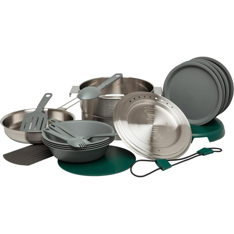 Adventure Base Camp Cook Set For 4