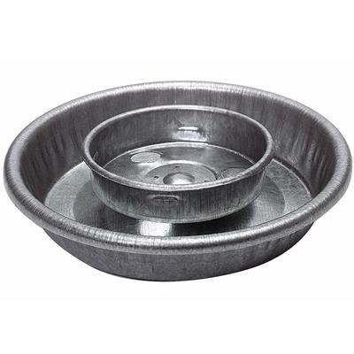 1 Quart Jar Metal Waterer Base