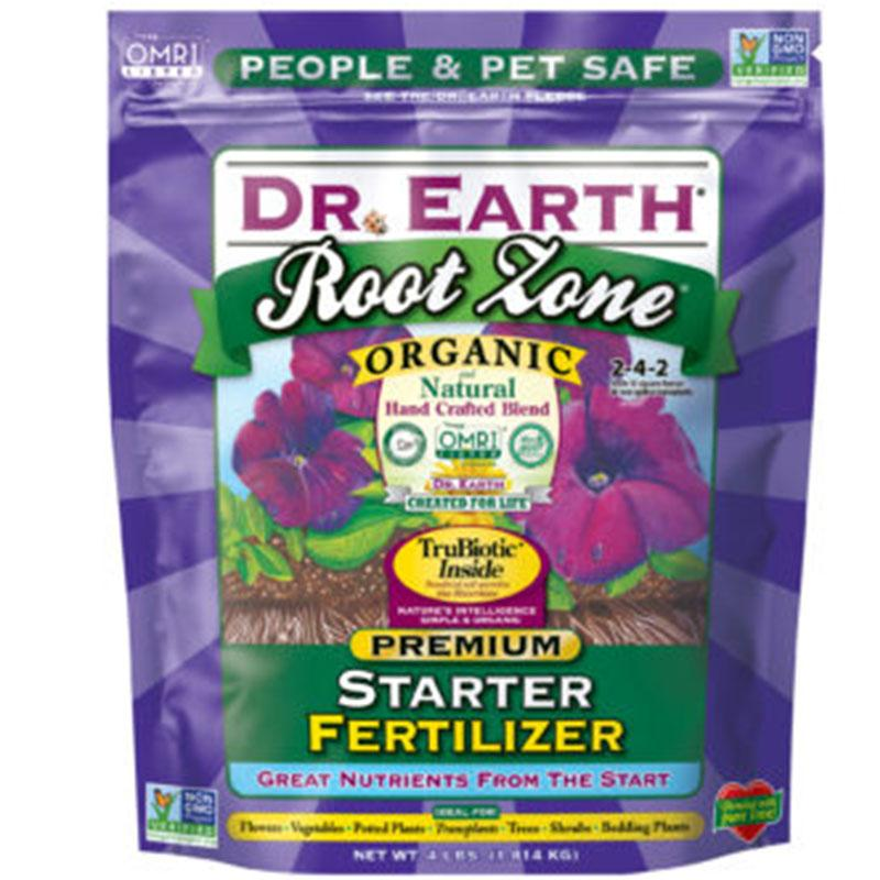 Organic & Natural Root Zone ® Starter Fertilizer