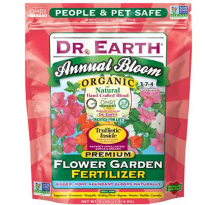 Annual Bloom Flower Garden Pansy Fertilizer