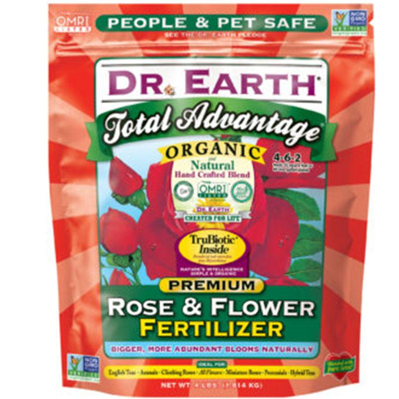 Total Advantage ® Rose & Flower Fertilizer