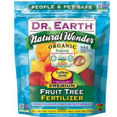 Organic and Natural Natural Wonder® Fruit Tree Fertilizer