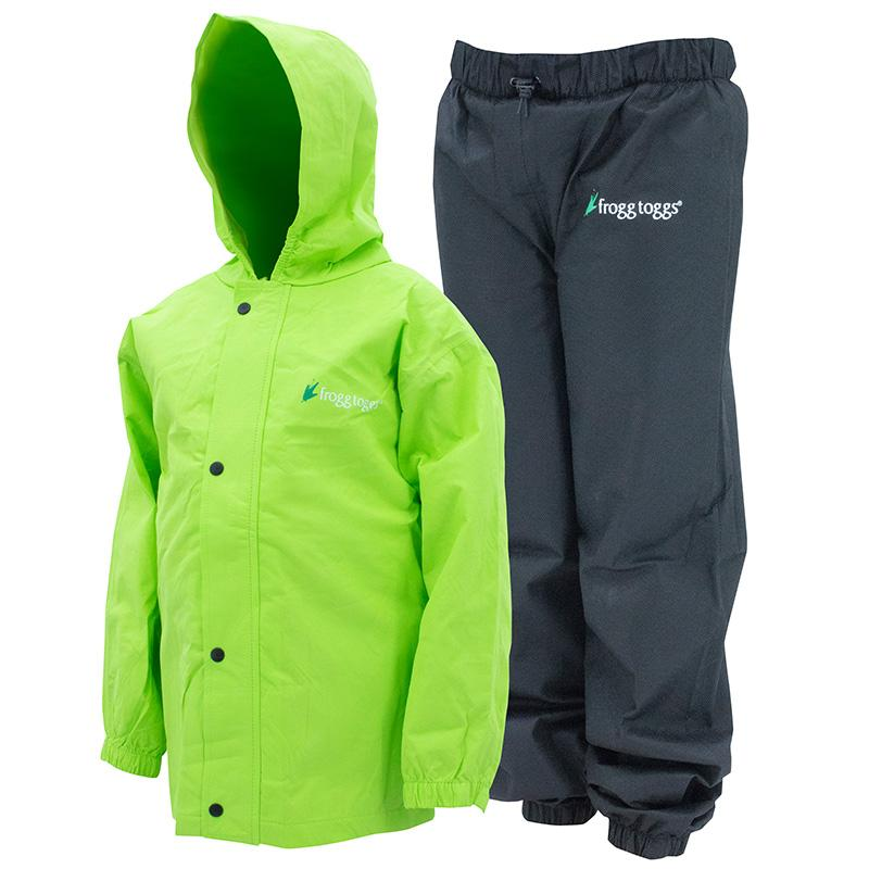 Kids Classic Polly Woggs Rain Suit