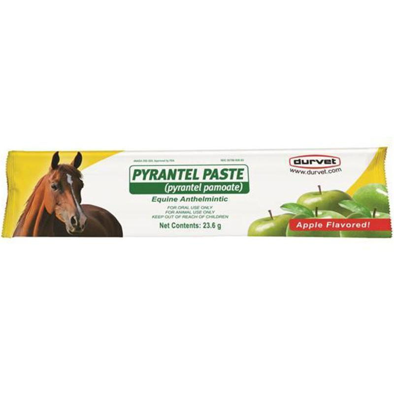 Equine D Pyrantel Paste Wormer For Equine - Apple