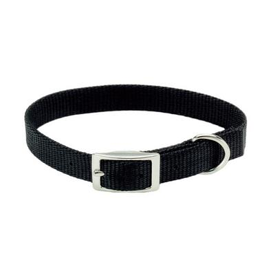 Single-Ply Dog Collar