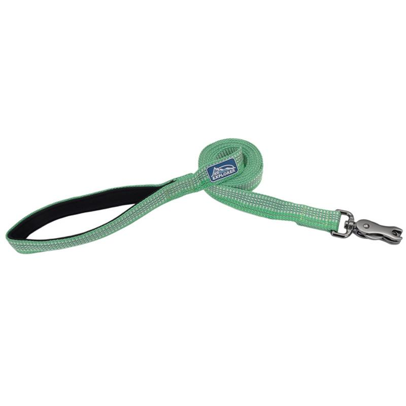 K9 Explorer Brights Reflective Dog Leash - 1