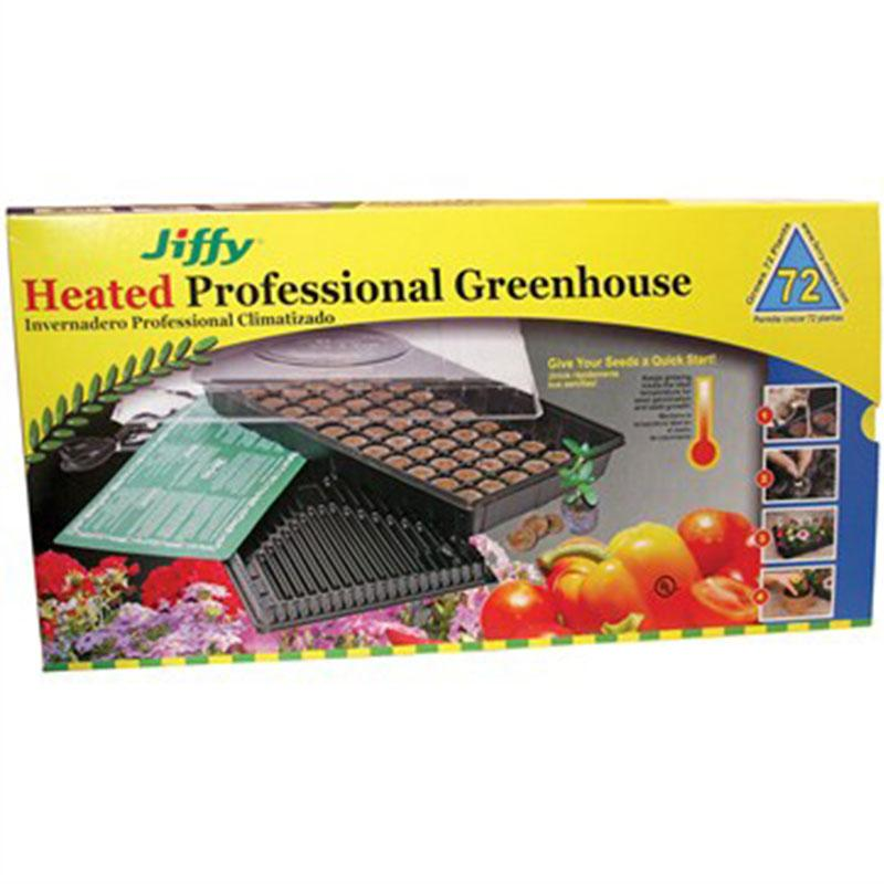 7 Heated Greenhouse