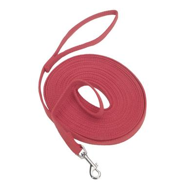 Train Right!® Cotton Web Dog Training Leash - 30'