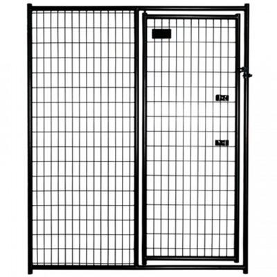 Welded Mesh Panel with Gate