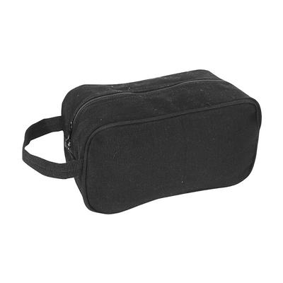 Canvas Toiletry Bag - Olive Drab