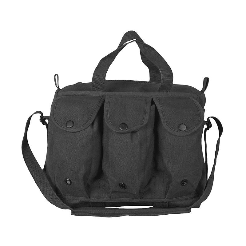 Canvas Shooter's Magazine Bag