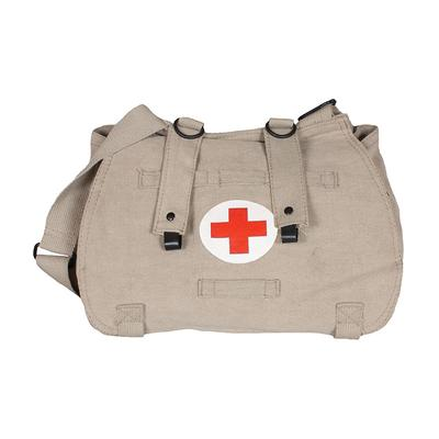 Retro Shoulder Bag - Red Cross