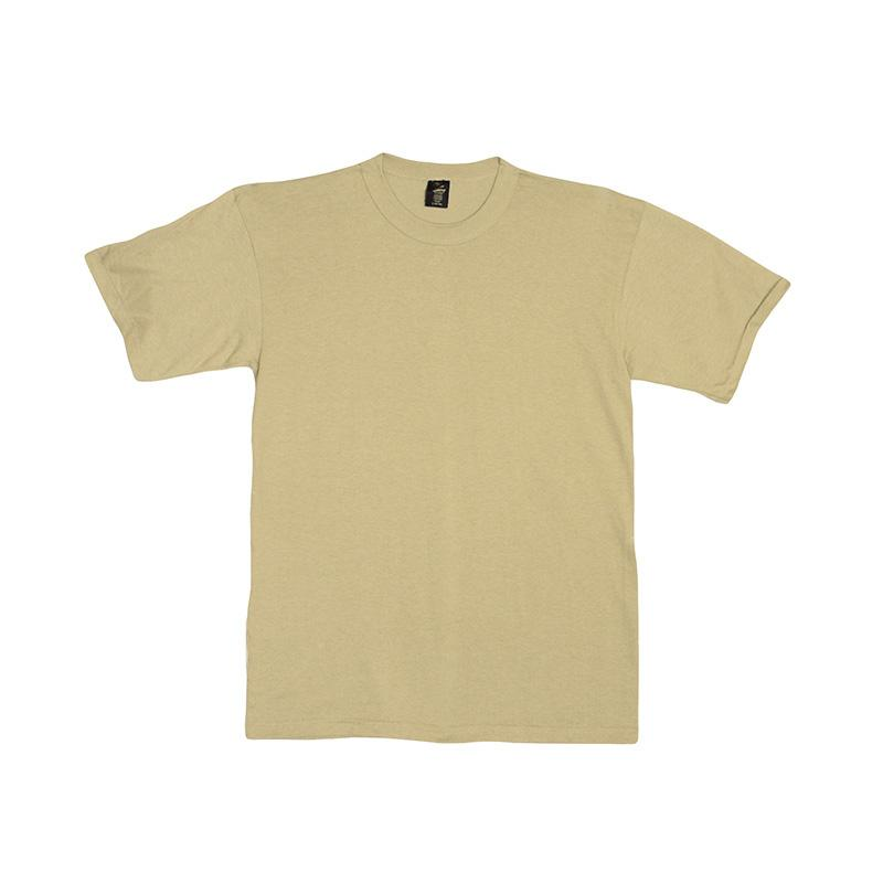 Short Sleeve T- Shirt - Sand