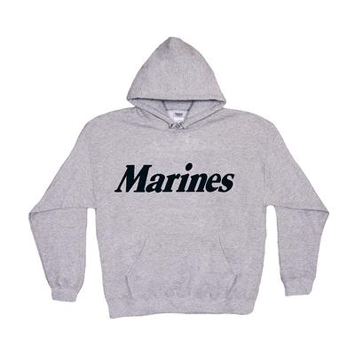Hooded Sweatshirt - Marines