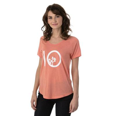 Women's Leaf Ten Short Sleeve Shirt