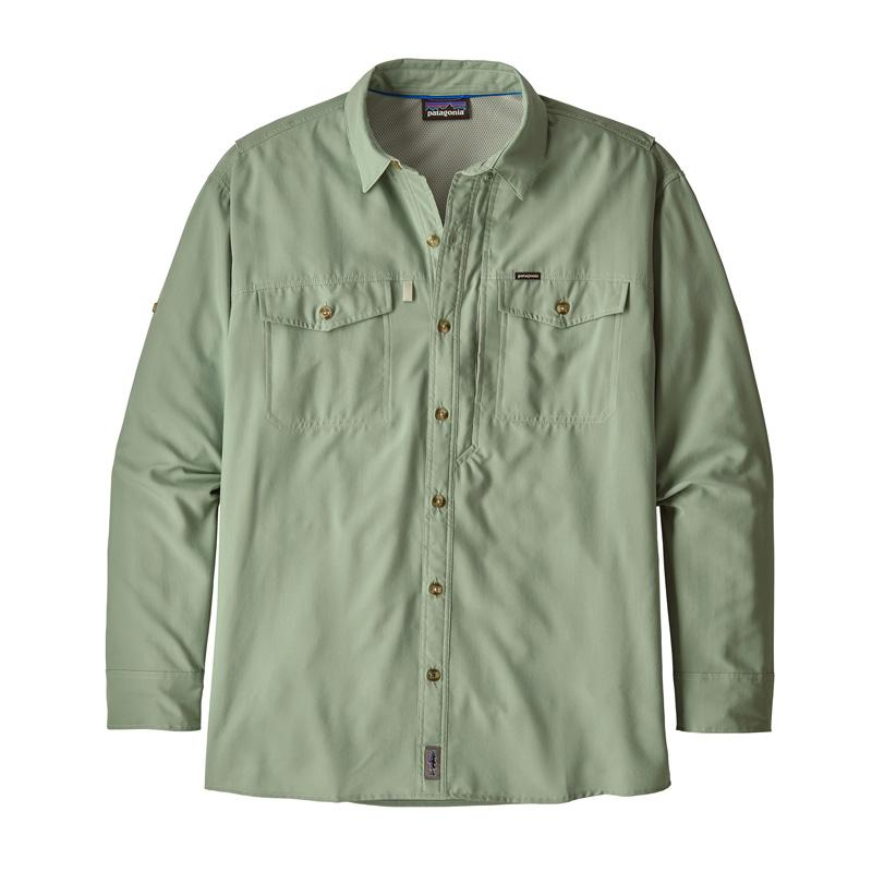 Men's Long- Sleeved Sol Patrol ® Ii Shirt