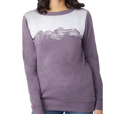 Womens Twilight Pull Over Crew Sweater