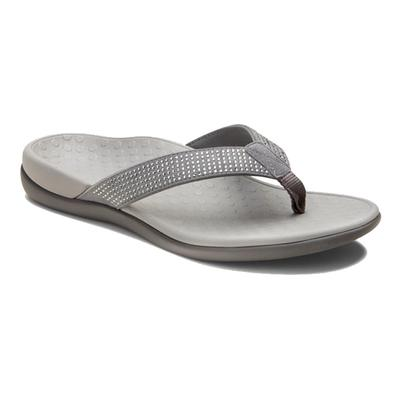 Women's Tide Rhinestones Toe Post Sandal