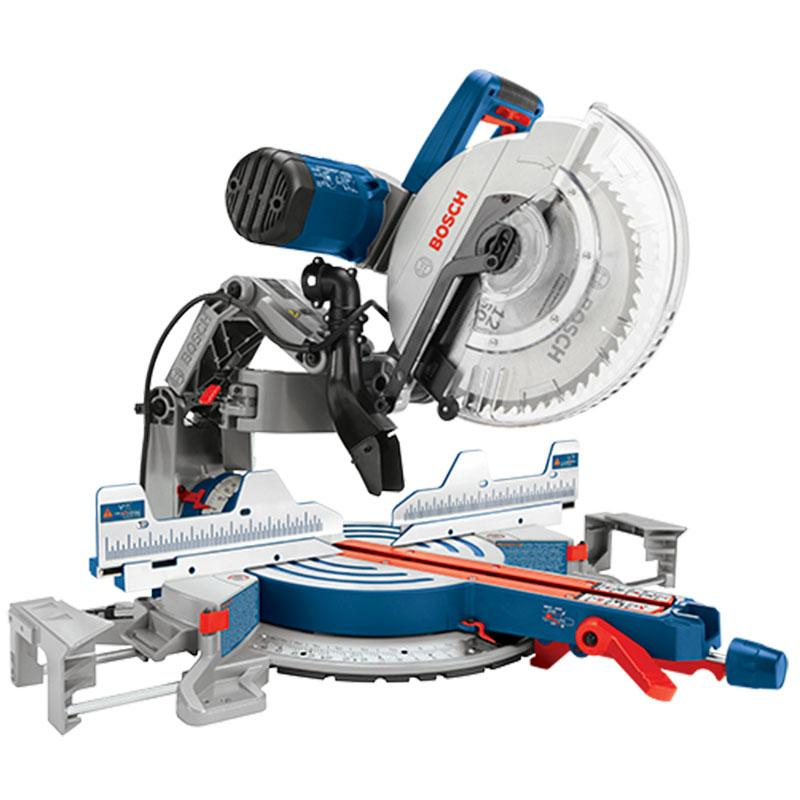 12 In.Dual- Bevel Glide Miter Saw