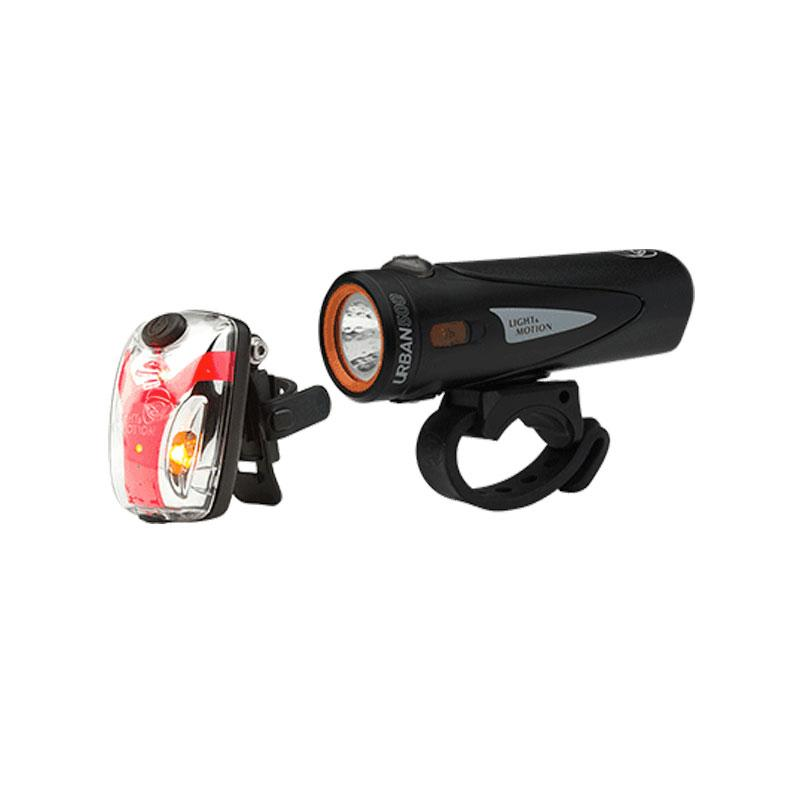 Urban 500 Onyx And Vis Micro Ii Light Kit
