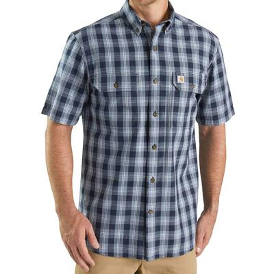 Men's Fort Plaid Short Sleeve Shirt