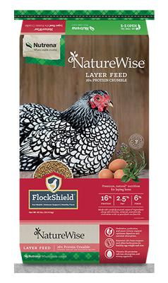 NatureWise Layer Feed