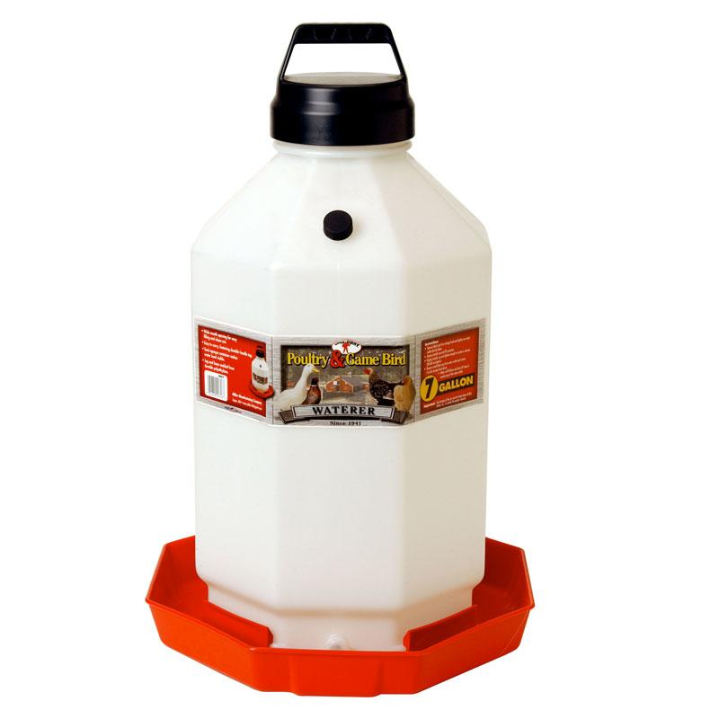 Poultry Fountain 7gal Plastic