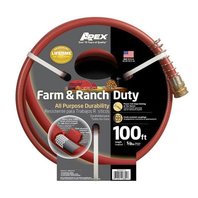 Commercial Farm and Ranch Hose