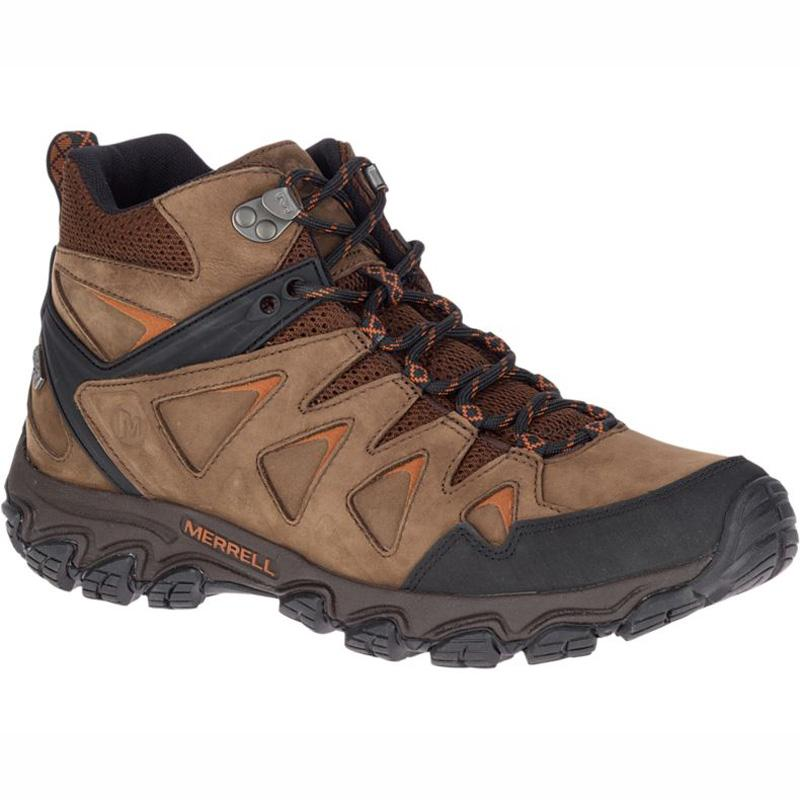 Men's Pulsate 2 Mid Leather Waterproof Wide Shoe