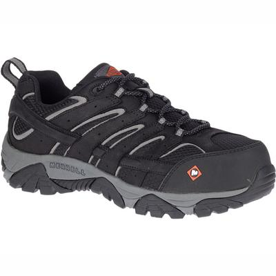 Men's Moab Vertex Vent Comp Toe Work Shoe