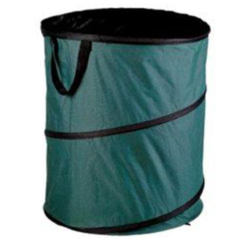 Pop- Up Yard/Lawn Refuse Bag Container, 60- Gal.