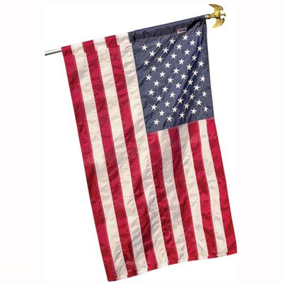 USA Flag, 2-1/2 ft, 4 ft,  Nylon