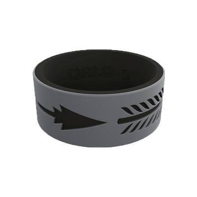 Men's Strata Arrow Silicone Ring