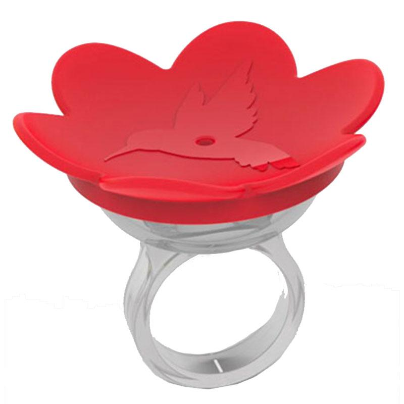 Red Hummer Ring
