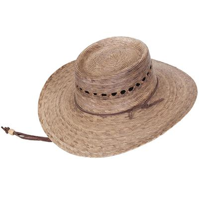 Unisex Outback Lattice Woven Hat