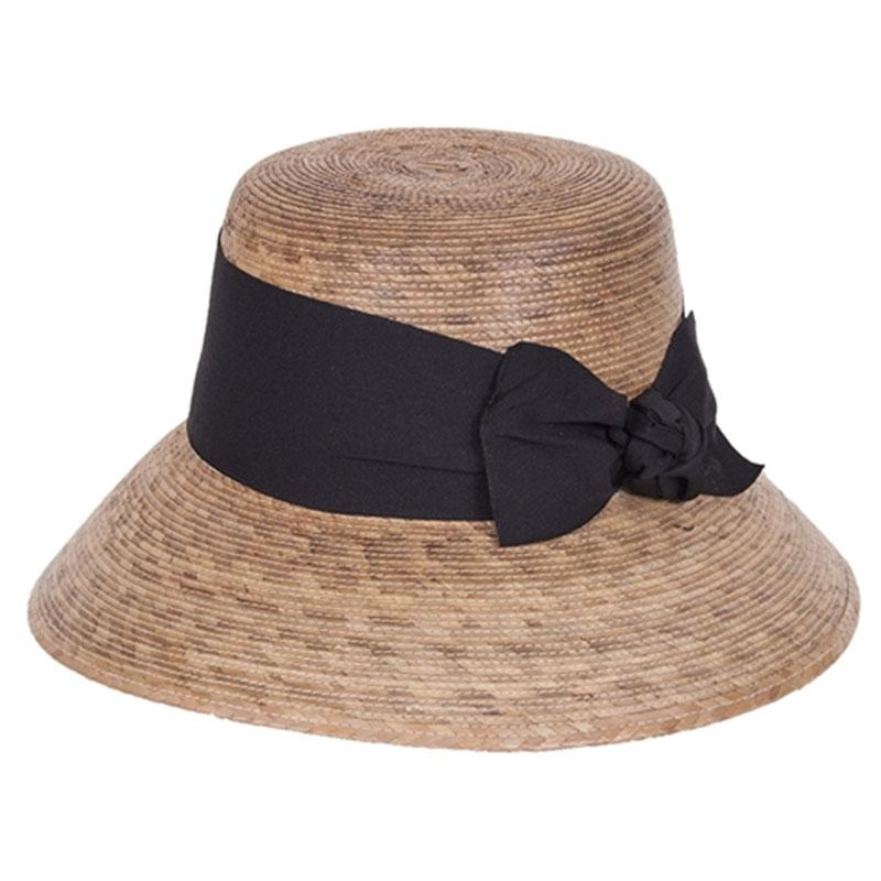Women's Somerset- Black Bow