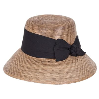 Women's Somerset-Black Bow