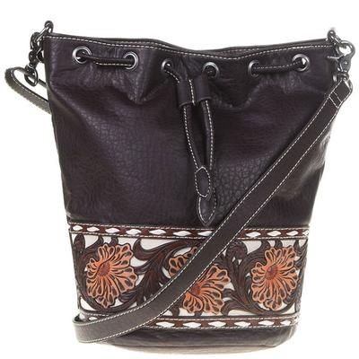 Aaliyah Conceal Carry Bucket Bag