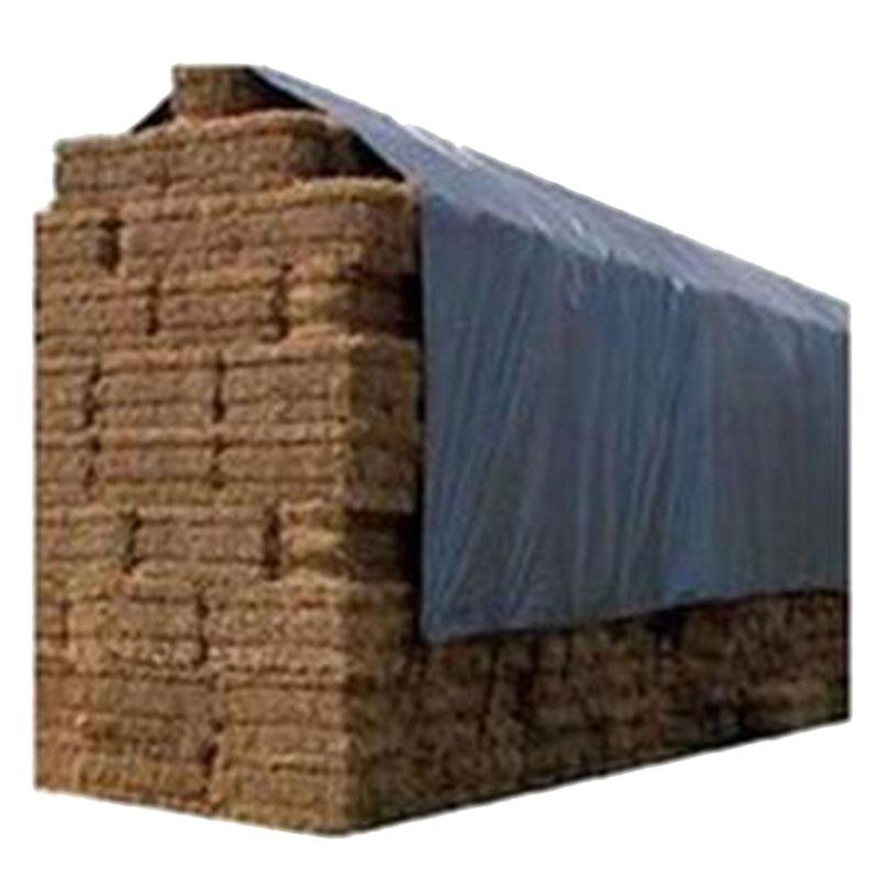Domestic Made Bale Stack Cover - 15 ' X 54 '