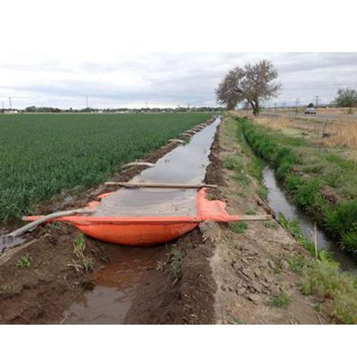 Orange Irrigation Dam - 5' x 8'