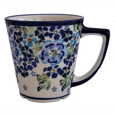 True Blues 13oz Latte Stoneware Mug