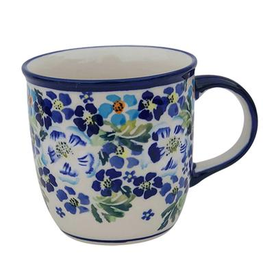 True Blues 12oz Stoneware Mug