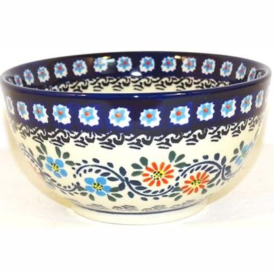 Heritage Home 2-Cup Stoneware Cereal-Salad Bowl
