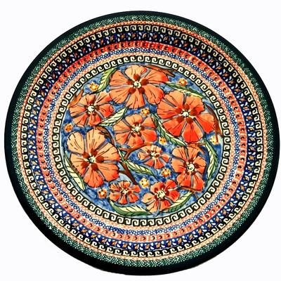 Cherished Friends Stoneware Dinner Plate