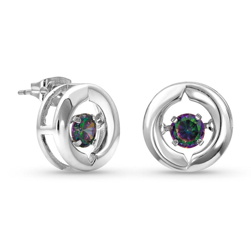 Ring Around A Northern Star Earrings