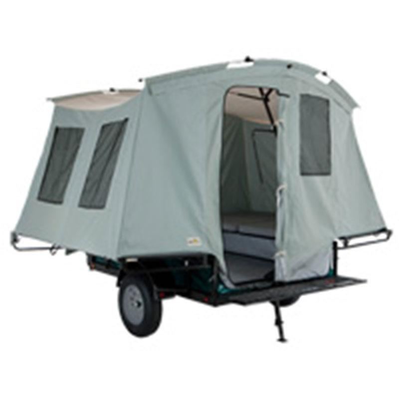 Standard 6x8 Ultimate Camping Utility Trailer
