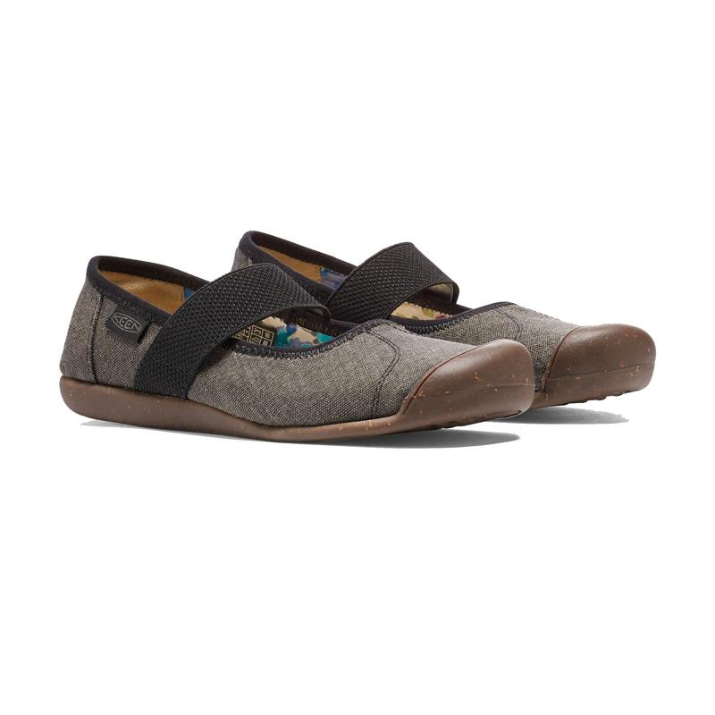 Women's Sienna Canvas Mary Jane Shoe