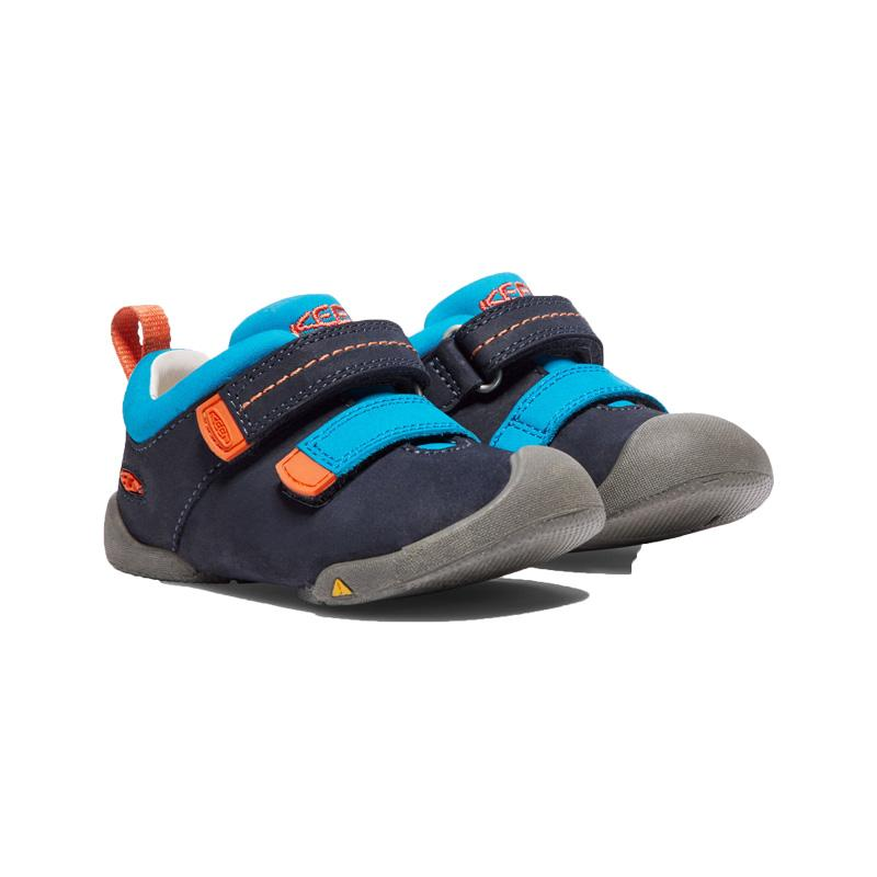 Toddler's Pep Double Strap Shoe