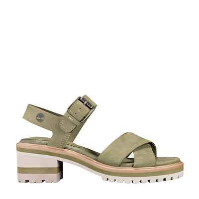 Womens Violet Marsh Cross Band Sandal
